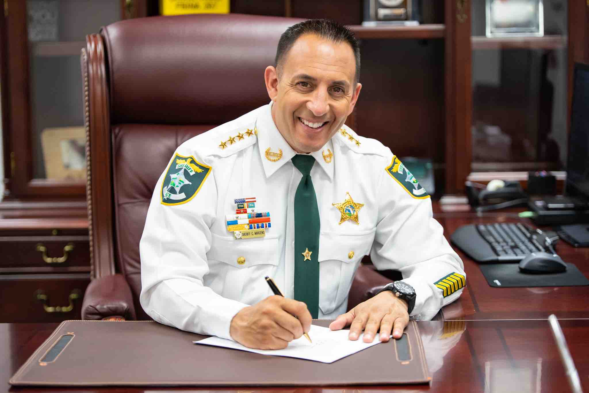 Lee County Sheriff Carmine Marceno
