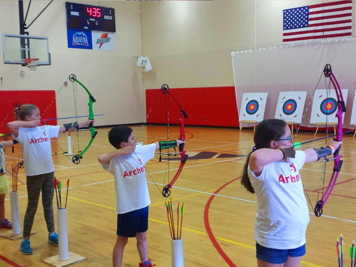 Image of Archery Classes | Lee County Sheriff Youth Activities League | Youth Activities
