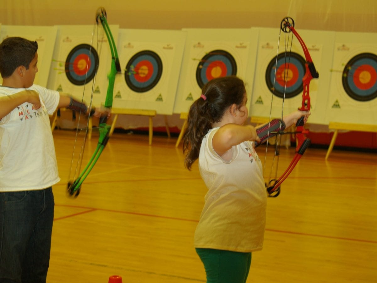 Archery Classes | Lee County Sheriff Youth Activities League | Youth Activities