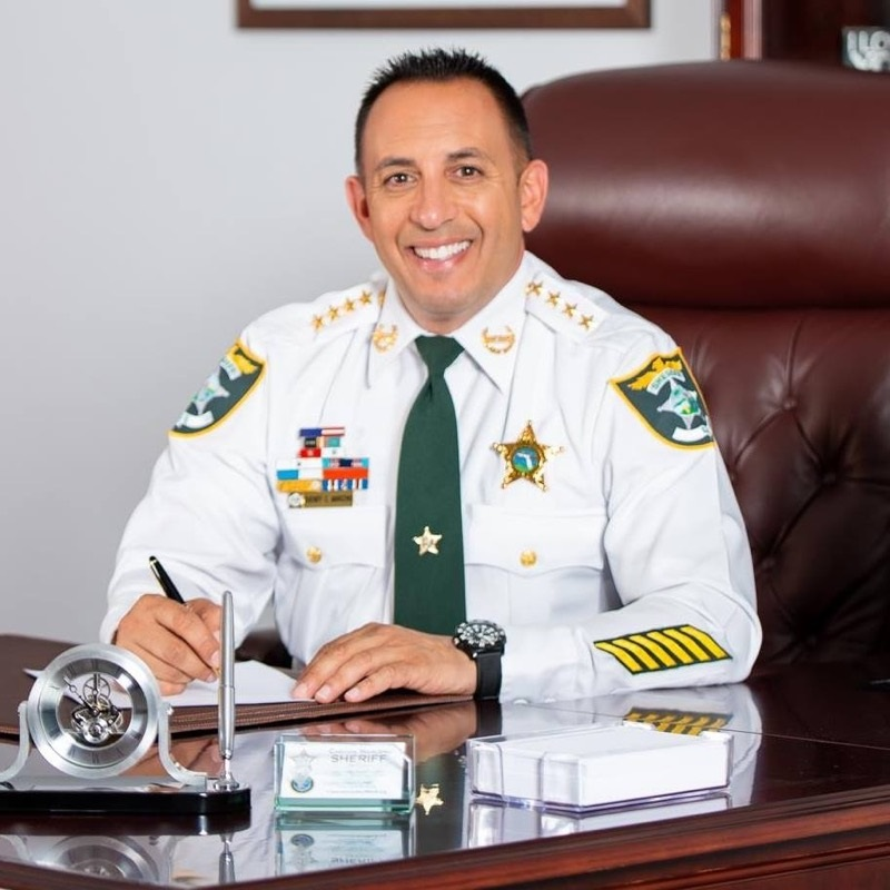 Lee County Sheriff Carmine Marceno
