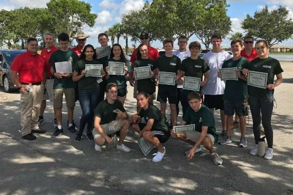 Teen Driving Course Drivers Certified