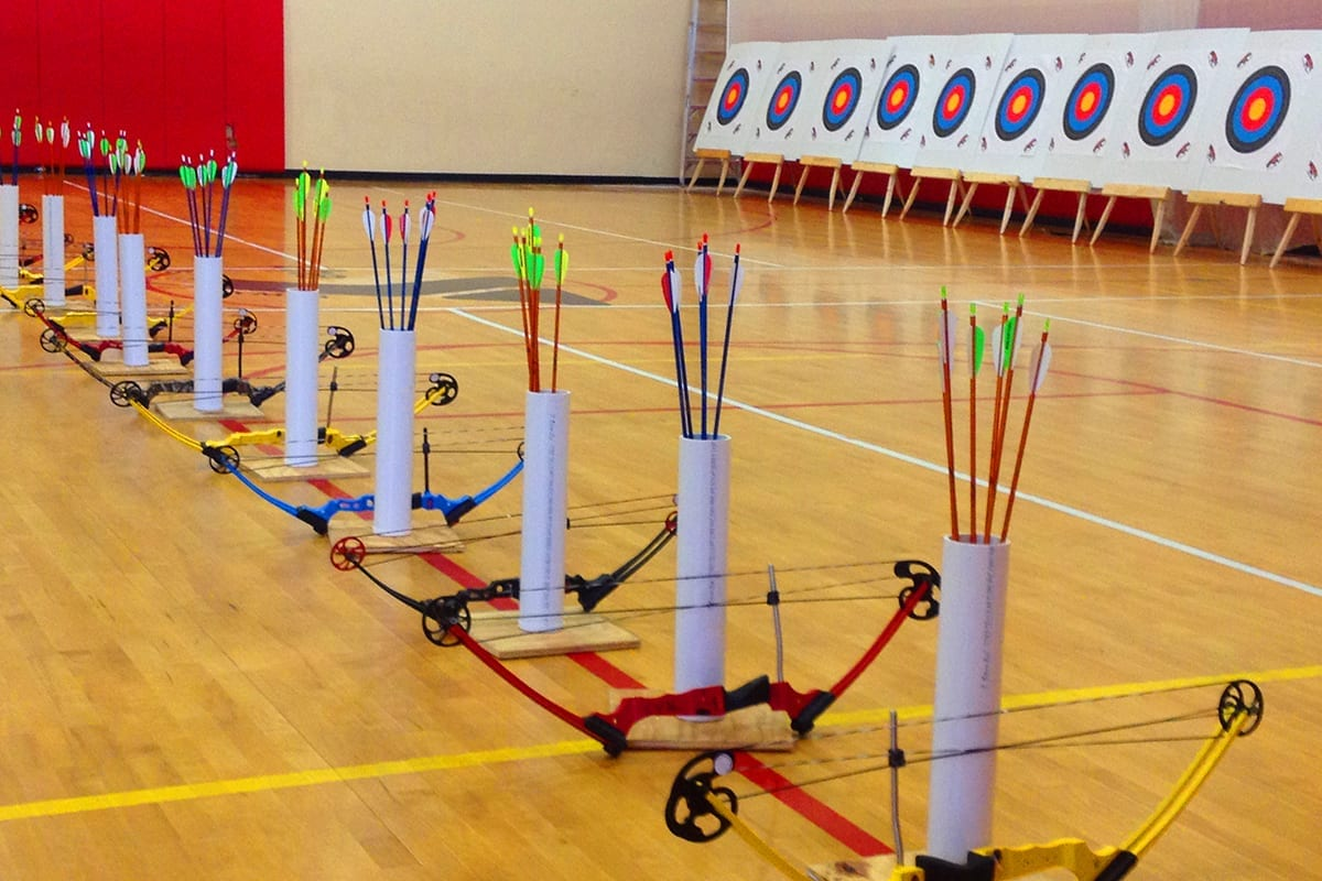 Archery Classes | SYAL | Lee County Sheriff Youth Activities League | Youth Activities