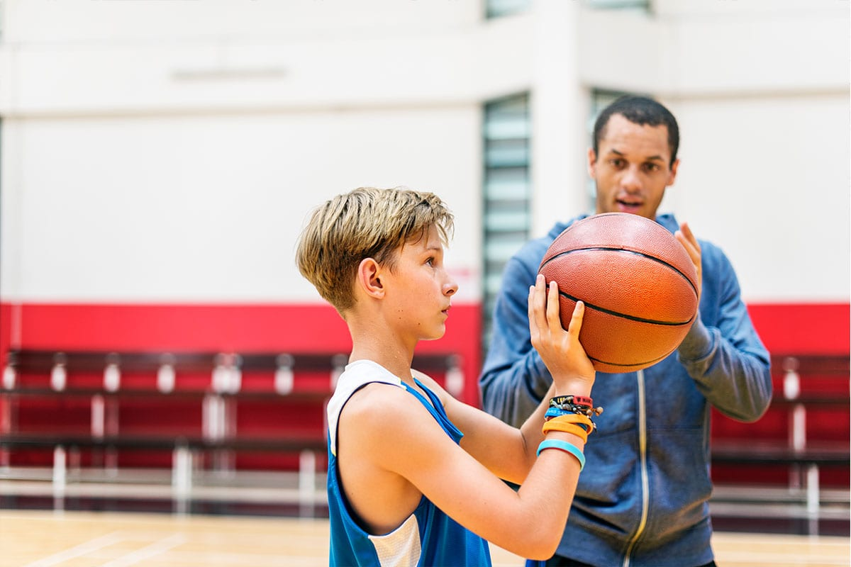 Basketball Classes | Lee County Sheriff Youth Activities League | Youth Activities