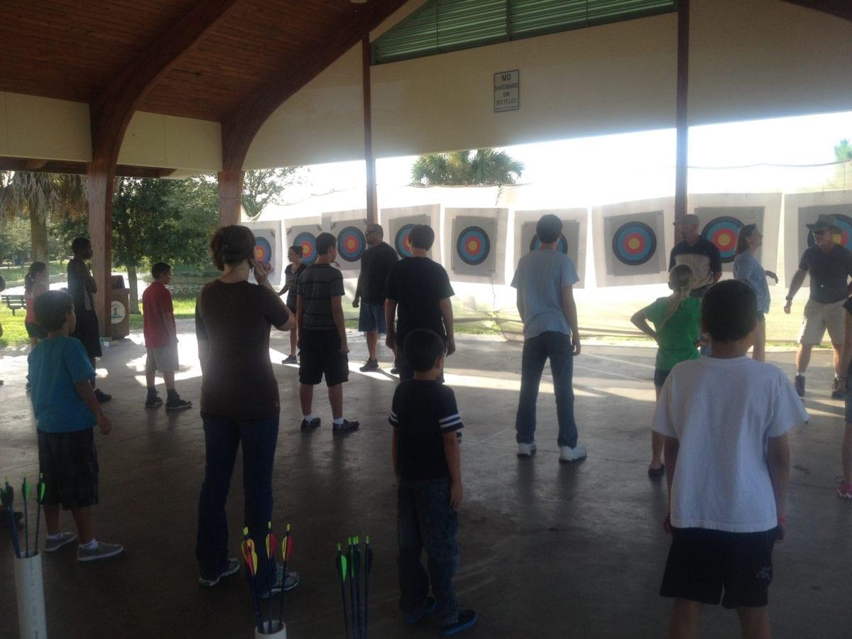 archery-veterans park - lehigh acres