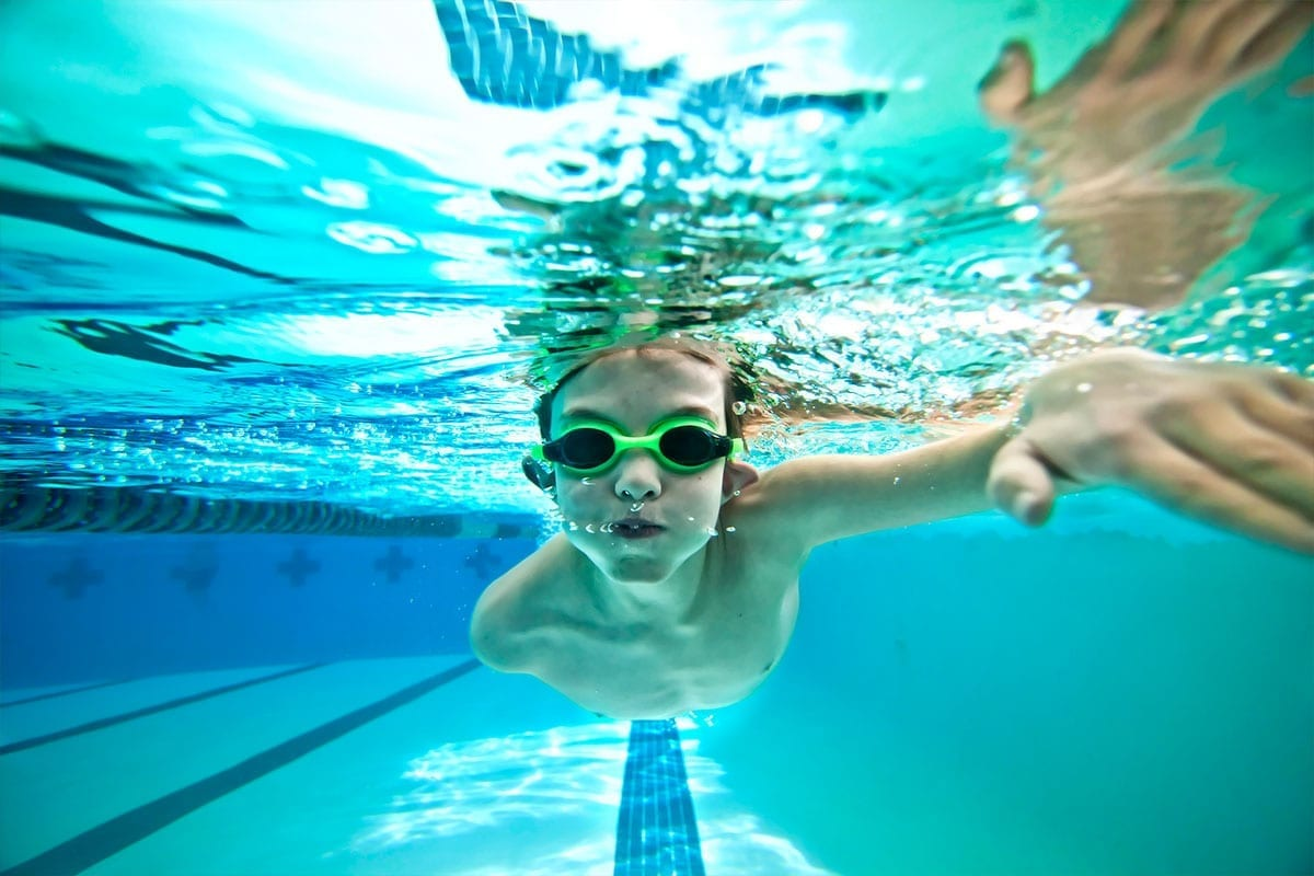 Lee County Sheriff Youth Activities League | Free Swimming Classes